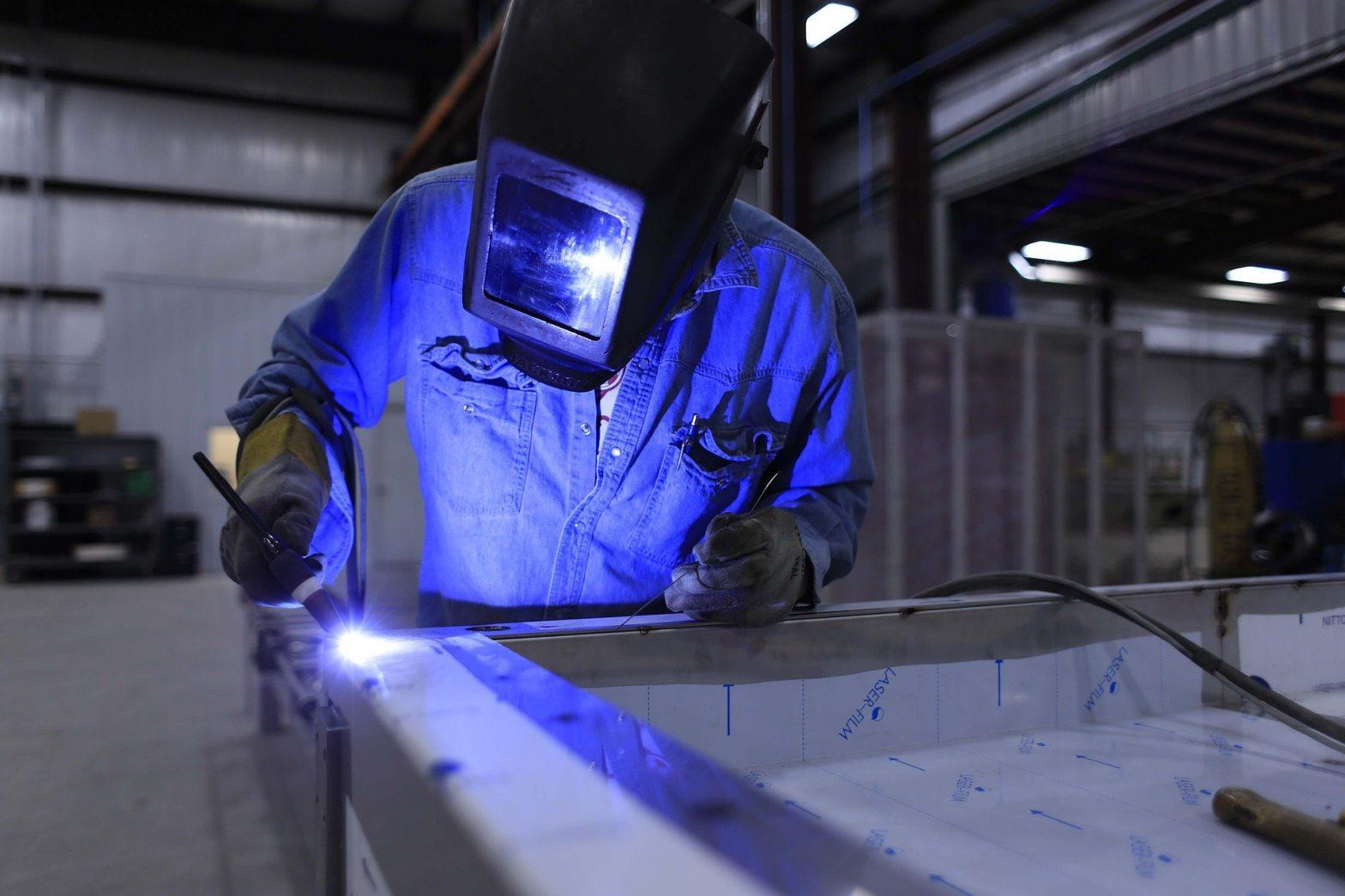 Fabrication métallique - Soudage
